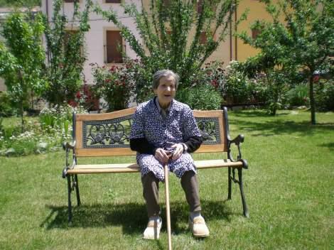 Tomasa Gallego Alcalde, una mujer de hoy